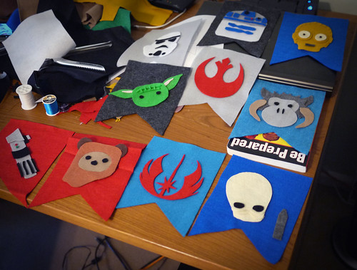 Star Wars Bunting