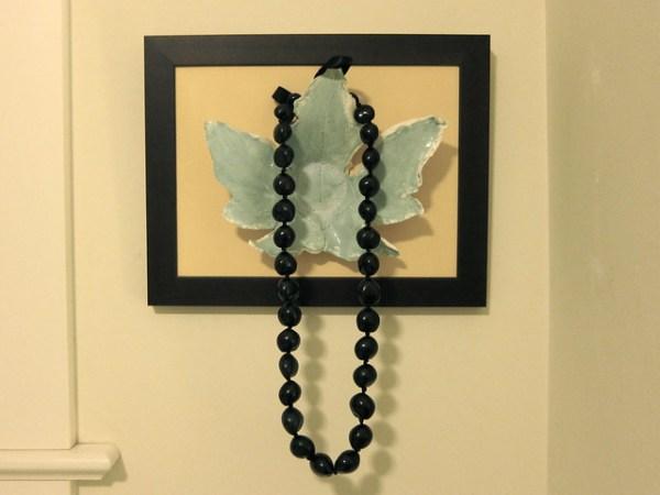 Leaf & Necklace