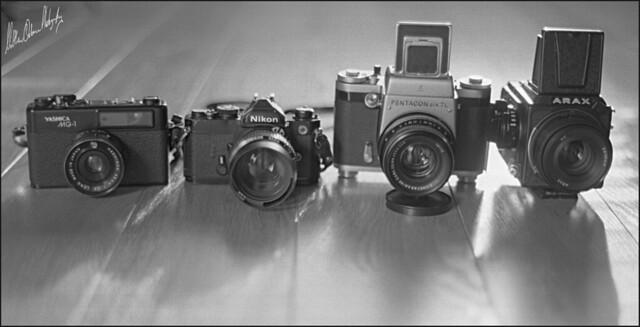 Film Photography - B&W Film Photography
