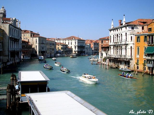 Dos días en Venecia