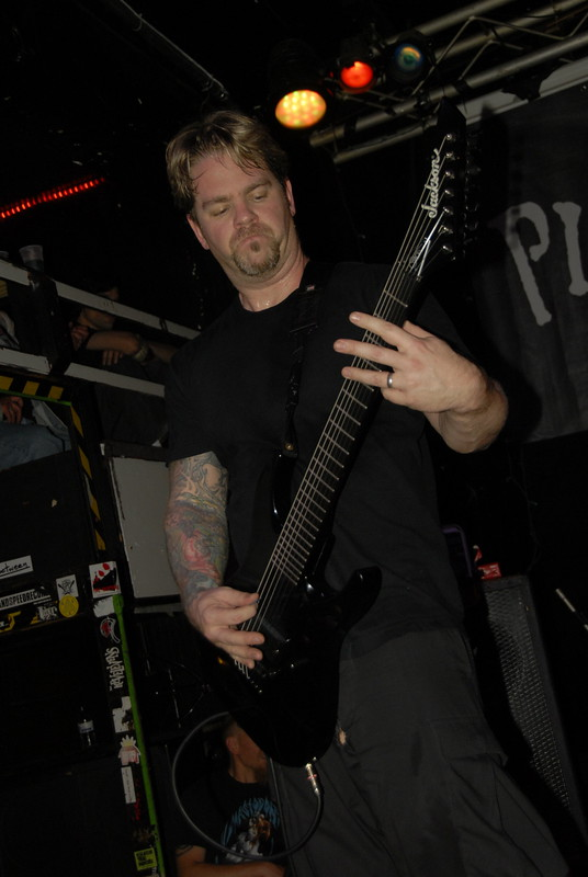 Scott Hull of Pig Destroyer