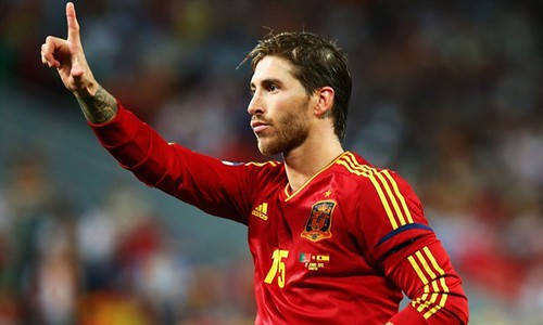 Sergio Ramos: Defensa Central Español