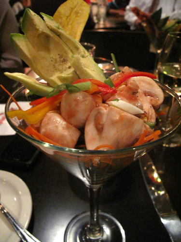 RW Blogger Dinner @ Alma