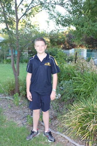 James - 1st Day Secondary School