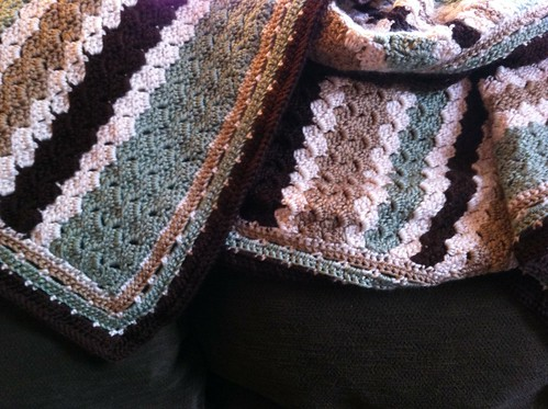 crazy stitch afghan