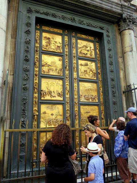 Gates of Paradise, Lorenzo Ghiberti, 1525-001