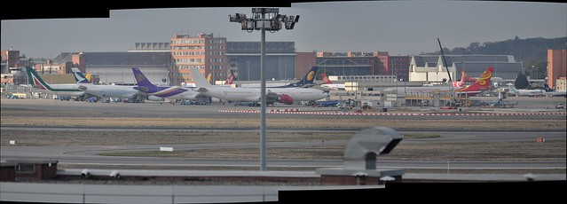 Toulouse Flightline 10th October 2012 - Part 1