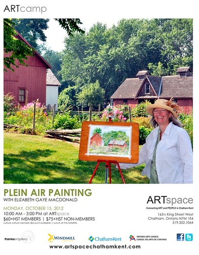 Chatham Ontario Art Camp by photographerpainterprintmaker