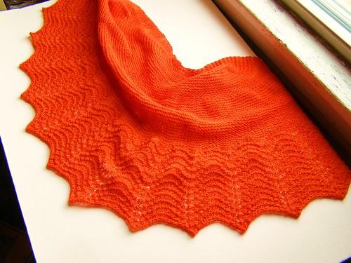 orange springling