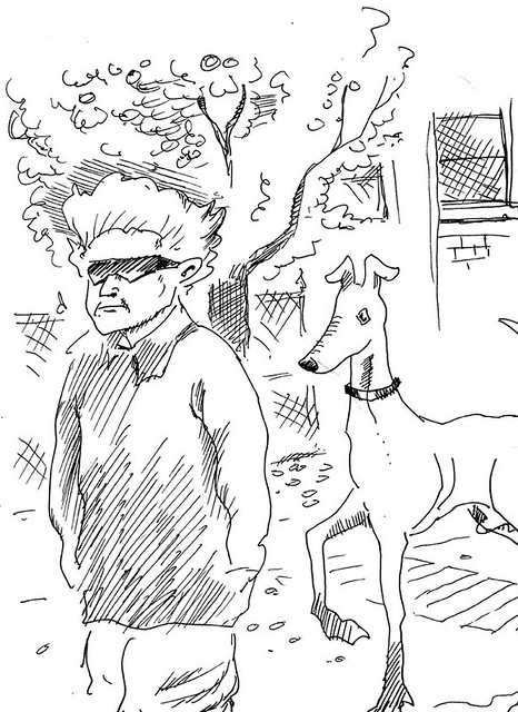 manndog