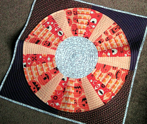 Halloween Mini-Quilt
