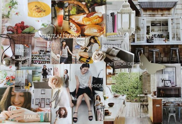 Mood Board BYW Bootcamp 2012