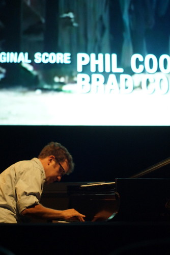 Phil Cook, Without A Fight Livescore, Memorial Hall, UNC, Chapel Hill NC, 11/01/12