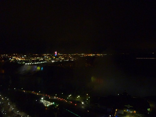 Niagara falls - night