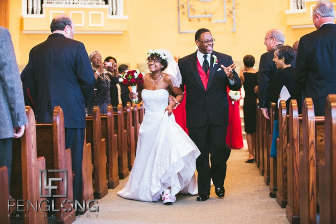 Chalandra & Richard's Wedding | Pleasant Hill Presbyterian Church & Atlanta Marriott Gwinnett Place