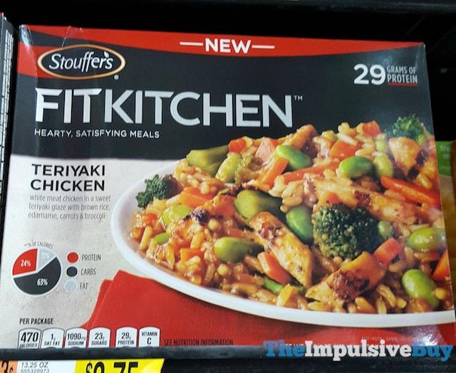 Stouffer's Fit Kitchen Teriyaki Chicken