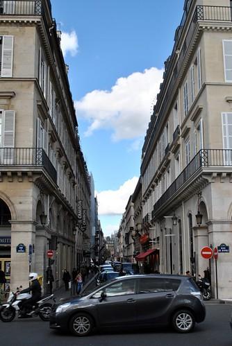 Paris - Side Street