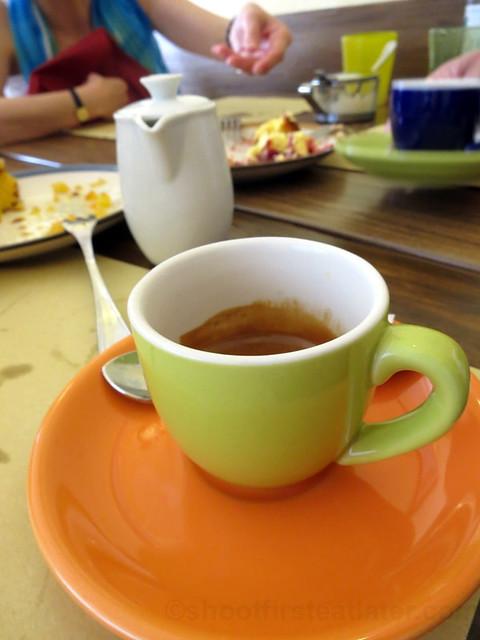 espresso €1