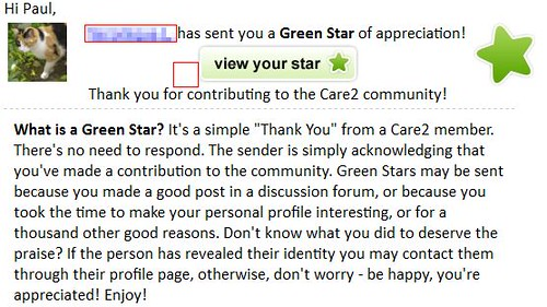 care2greenstar