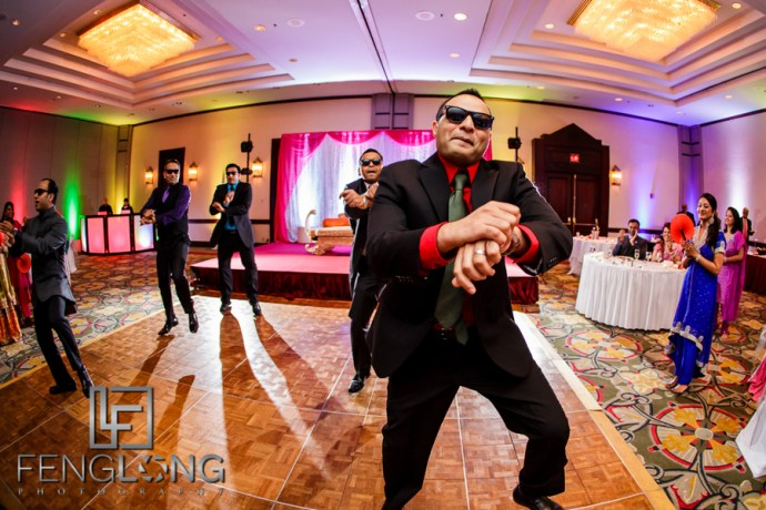 Gangnam Style Indian Wedding! | Navneet & Nakul's Hindu & Sikh Wedding | Hilton Atlanta Northeast | Atlanta Indian Wedding Photographer