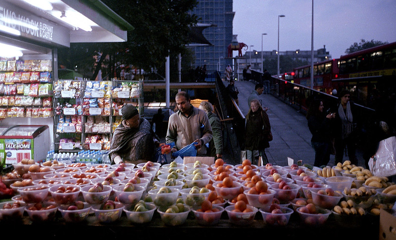 Fruit Stall - London