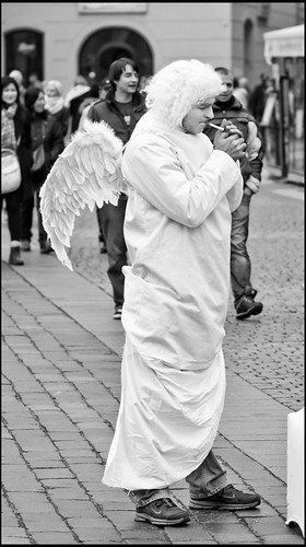 Prag / Engel / Angel