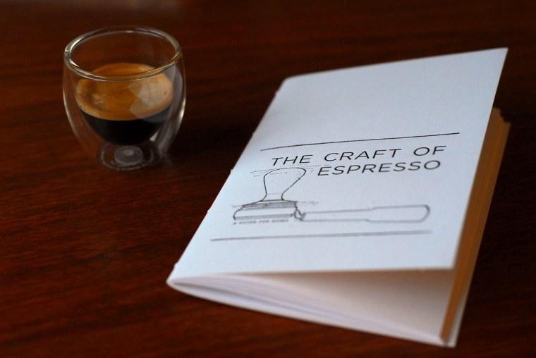 Clive Coffee's The Craft of Espresso