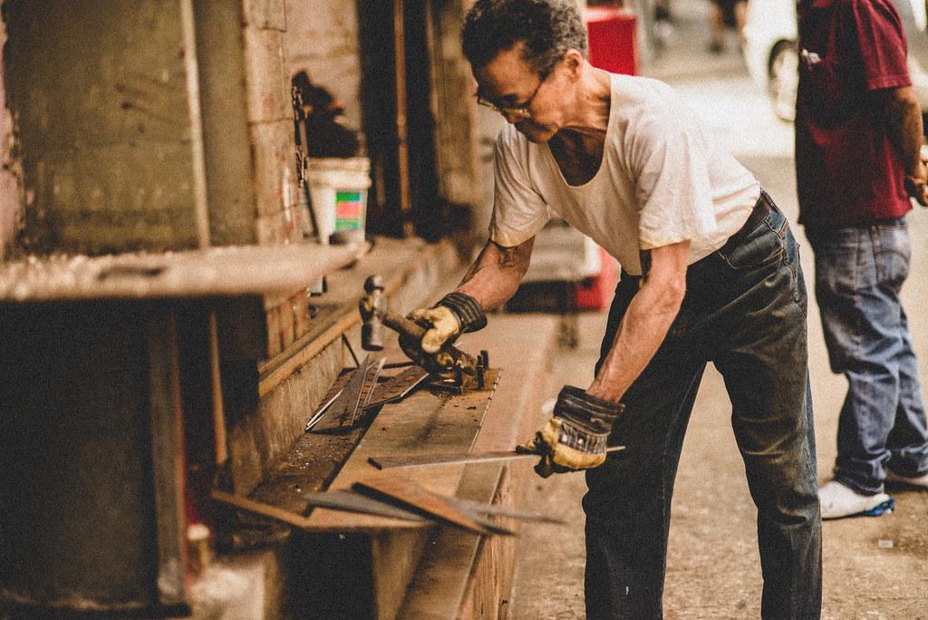 Hong Kong Hammering
