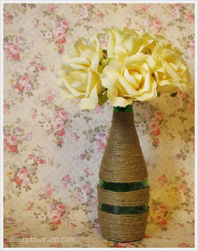 Twin Vase DIY