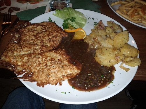 Pfefferschnitzel