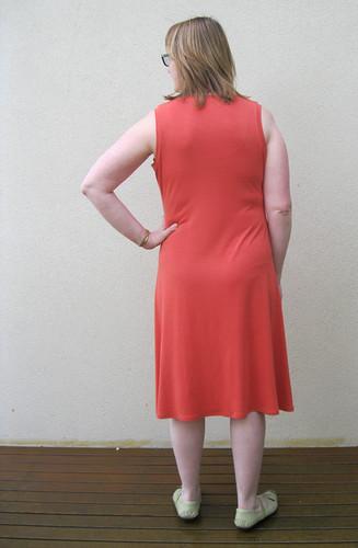 Cherish dress - pattern from Crafty Mamas