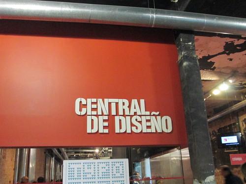 Central de Diseño, Matadero Madrid. Madrid