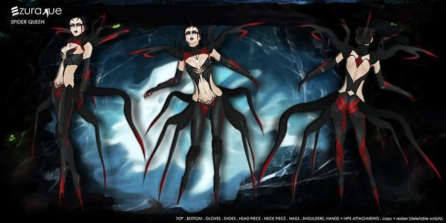 ezura + Spider Queen