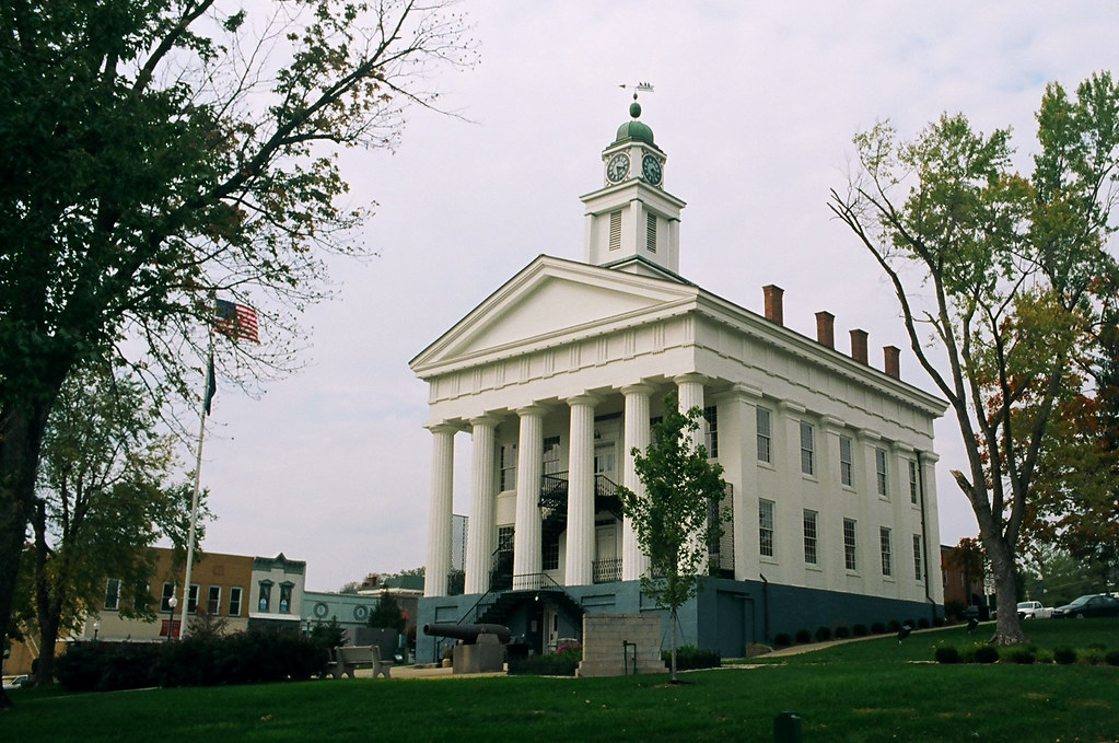 Courthouse at Paoli
