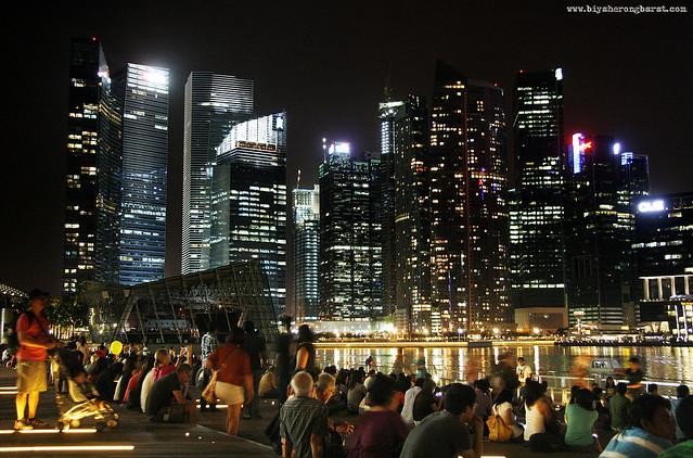 Marina Bay Sands Wonder Full Singapore