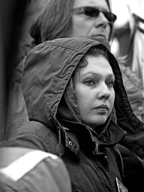 faces in the crowd #9