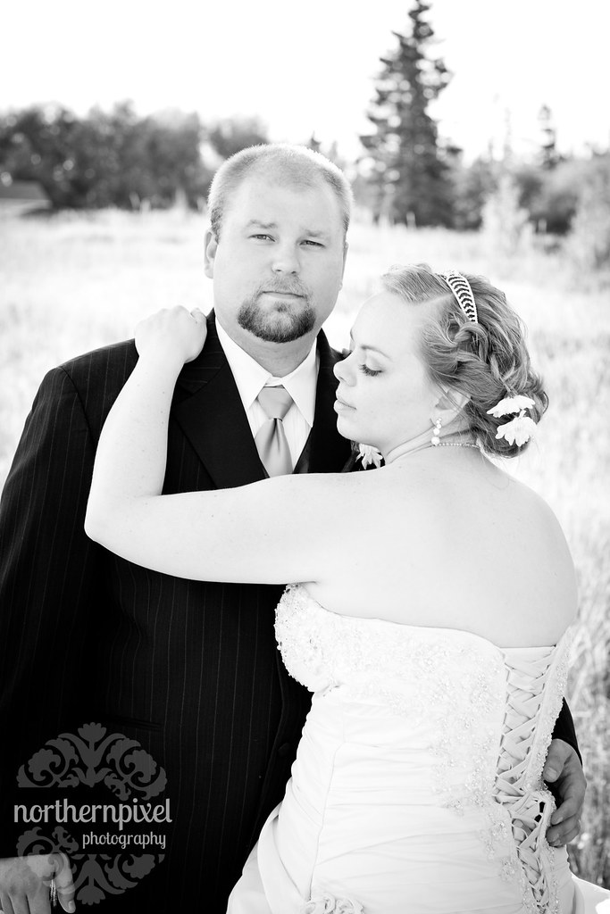 Janelle & Dan - Prince George BC Wedding