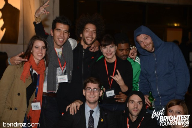 Oct 13, 2012-Kennedy Center Komen 59 - Ben Droz