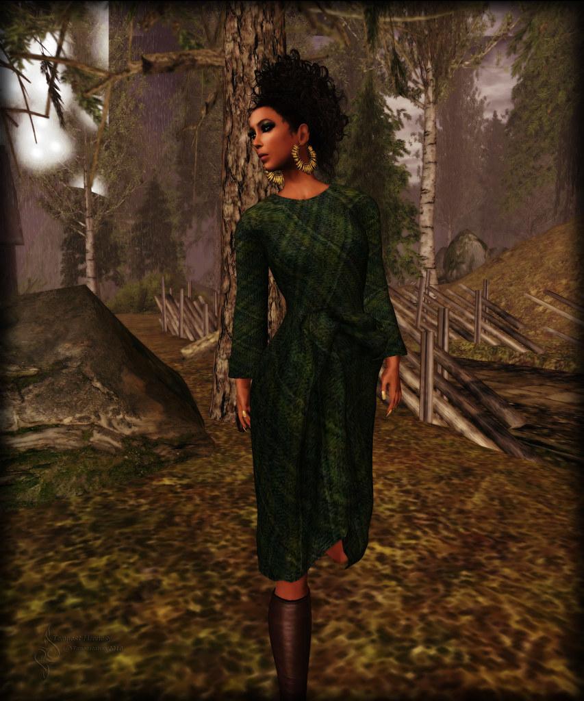 The Garment Rack:  A Chantkare Harvest