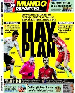 Hay plan