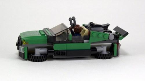 76004 Wheels Down, Gun Up