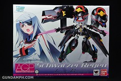 Armor Girls Project Laura Bodewig Schwarzer Regen Infinite Stratos Unboxing Review (2)
