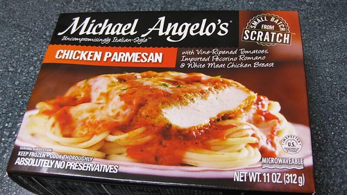michael angelo chicken parmesan box