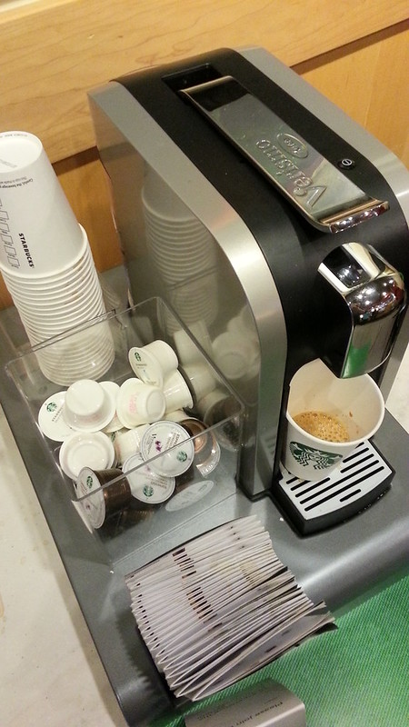 Verismo machine at SBX