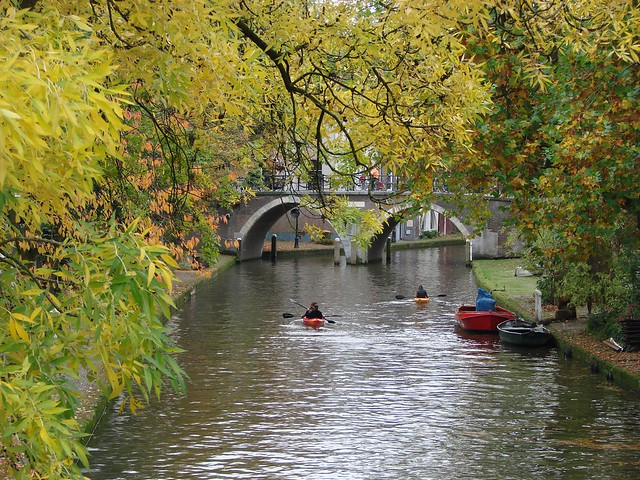 Europe's Most Beautiful Canals Are in Utrecht (1/6)