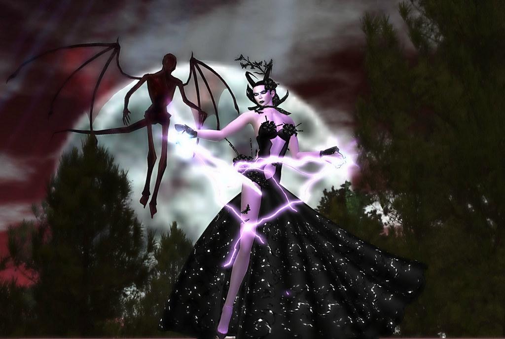 Chrysalis Sorceress