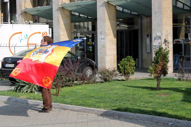 Romanian pride