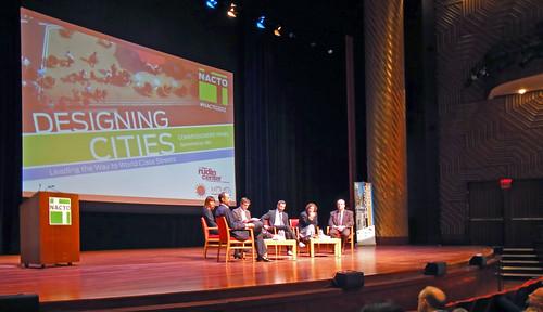 City DOT commissioners panel