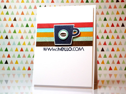 Paper Smooches: Cyber Cafe Release