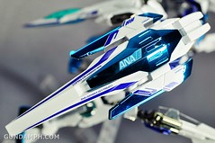 ANA 00 Raiser Gundam HG 1-144 G30th Limited Kit OOTB Unboxing Review (70)
